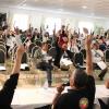 Congresso aprova resoluções para campanha reivindicatória e reafirma luta por uma Petrobrás 100% Estatal
